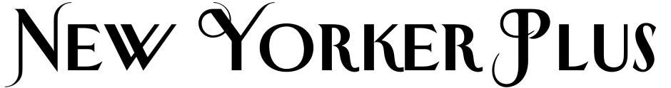 Click to view  New Yorker Plus font, character set and sample text