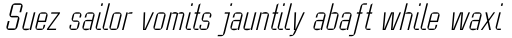 Linotype CaseStudyNo1 Pro Light Italic sample
