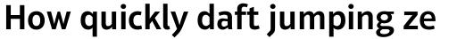 Aptifer Sans Pro Semibold sample