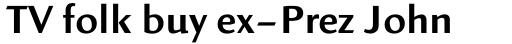 Linex Sans Pro Regular sample