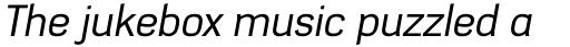Azbuka Pro Italic sample