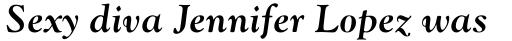 Monotype Goudy Std Bold Italic sample