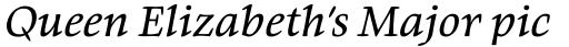 Givens Antiqua Std Italic sample