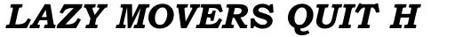 Bookman Old Style Pro Greek Bold Italic sample