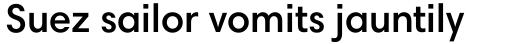 Harmonia Sans Pro Semi Bold sample