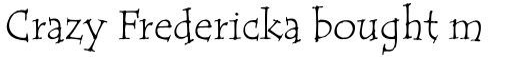 ITC Tempus Serif Std Regular sample