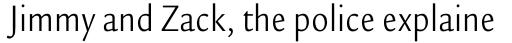 Legacy Sans Pro Condensed Book sample