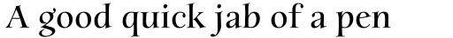 ITC Anima Bold sample