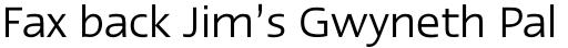 Linotype Ergo Paneuropean Regular sample