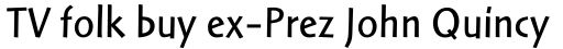 Linotype Markin Pro Regular sample