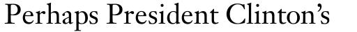 Janson Text Pro 55 Roman sample