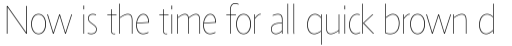 Agilita Pro Ultra Thin sample