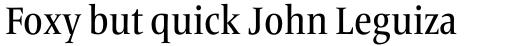 Frutiger Serif Pro Condensed Medium sample