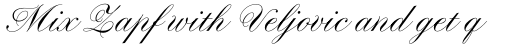 Libelle Pro Regular sample