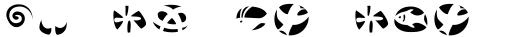 Frutiger Symbols Std Negativ sample
