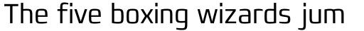 Francker Std Cyrillic Condensed Light sample