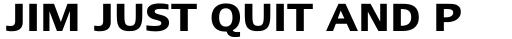 Linotype Ergo Hebrew Demi sample