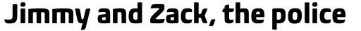 Biome Pro Narrow Bold sample