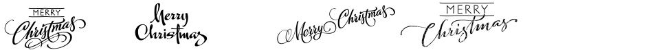 Click to view  FM Christmas 1.0 font, character set and sample text