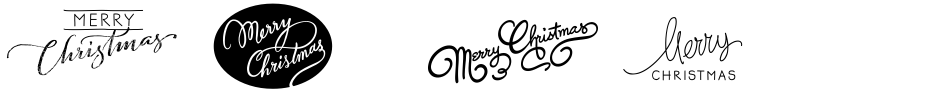 Click to view  FM Christmas 2.0 font, character set and sample text