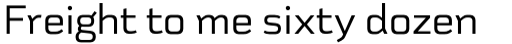 Schwager Sans sample