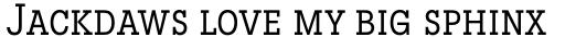 ITC Lubalin Graph Condensed Book SC sample