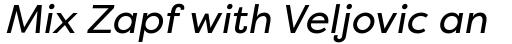 Filson Pro Regular Italic sample