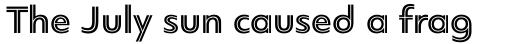 PF Bague Inline Pro Bold sample