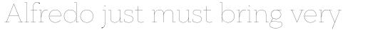 PF Bague Slab Pro Hairline sample
