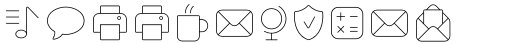 Panton Icons B Light sample