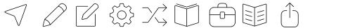 Panton Icons C Light sample