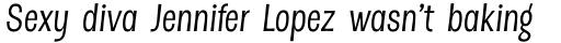 Dsert Alt Italic sample