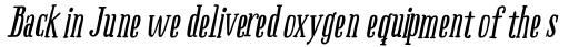 Boho Serif Bold Italic sample