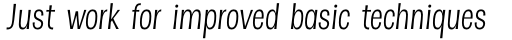 DSert Alt Book Italic sample