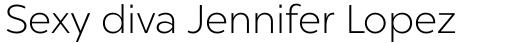 Chronica Pro Light sample