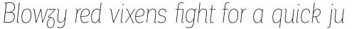 Corporative Alt Condensed Hair Italic sample