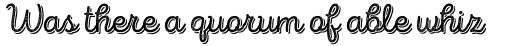 Intro Script R H2 Base Shade sample