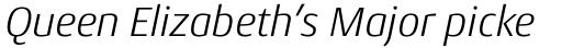 Conto Light Italic sample