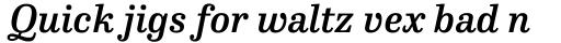 FF Hertz Pro Medium Italic sample
