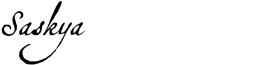 Click to view  Saskya font, character set and sample text