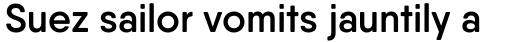 Qanelas Soft Semi Bold sample