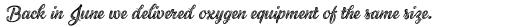 Black Script Printed Inline sample