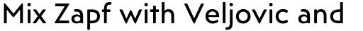 Posterama Text Regular sample