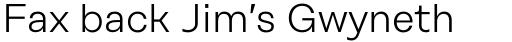 Rational Text DEMO Light sample