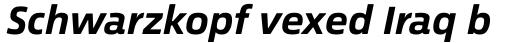 Between Pro 1 Bold Italic sample