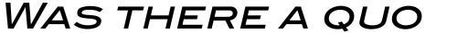 ITC Blair Pro Medium Italic sample