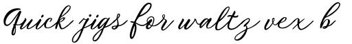 TT Lovelies Script sample