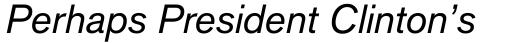 Applied Sans Pro Italic sample