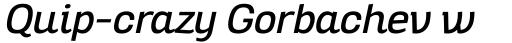 Altair Italic sample