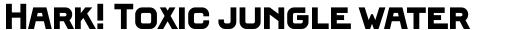 FF Berlage Beurs Pro Black sample